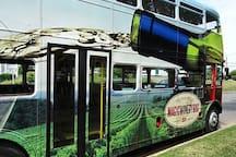 Catch the Magic Winery Bus just around the corner.