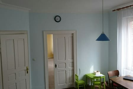 Charming room in old apartment - Göppingen - อพาร์ทเมนท์