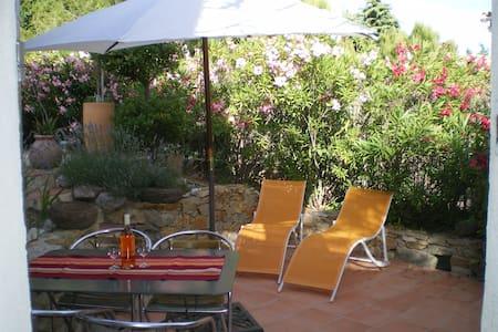 appartement indépendant proche mer village prov - La Cadière-d'Azur