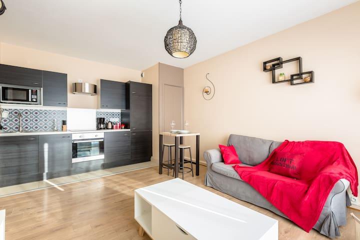 Appartement Calme & Climatisé