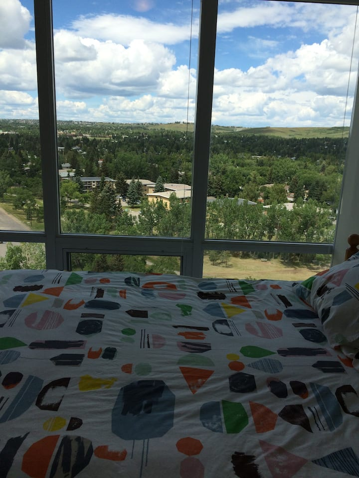 Panorama View, Cozy and lovely  2 bedroom Condo