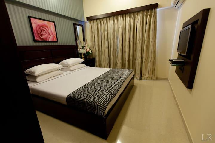 5 Star Service Apartments - 3BHK