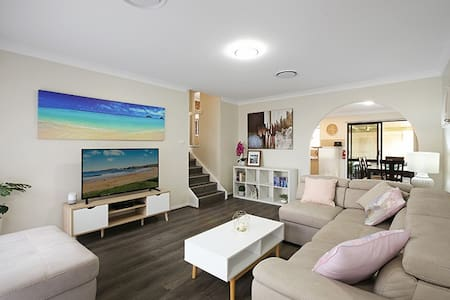 Convenient location; close to Tuggerah Lake.