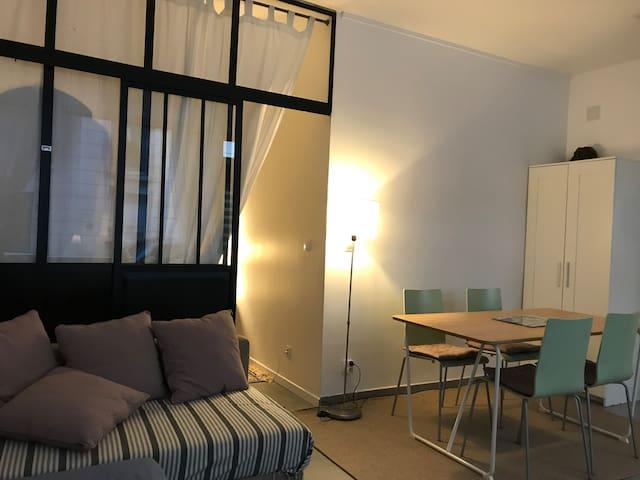 Loft - Atelier Quartier Montmartre Paris