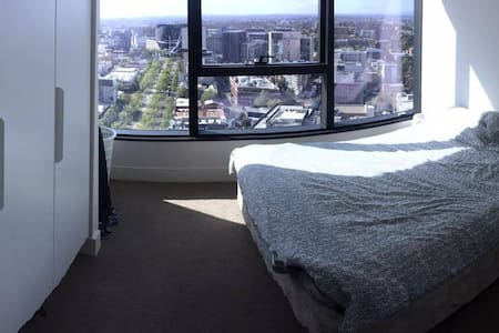 Nice Double Room in the CBD - Melbourne - Flat