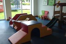 Ludoteca area de niños