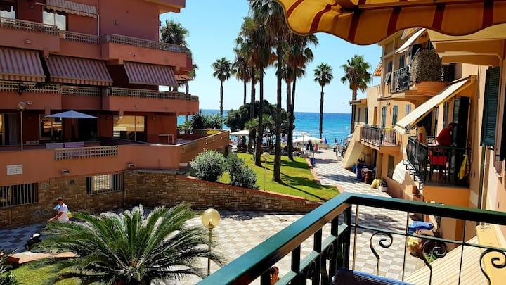 Casa Almare, charmant studio 2 personnes 20m plage