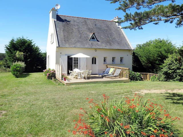 Holiday home in Crozon for 5 persons