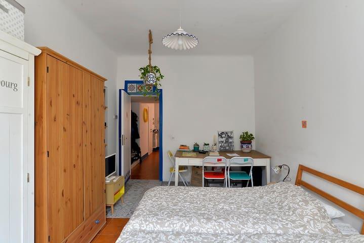 Piccolo appartamento in casa di ringhiera