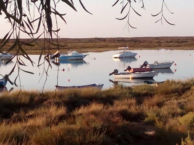 CABANAS DE TAVIRA, ALGARVE,PORTUGAL - Cabanas de Tavira - Leilighet