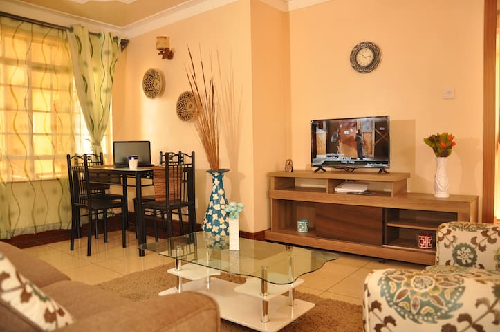 NEW!! SHERRY's 1BR CENTRALLY LOCATED IN WESTLANDS,