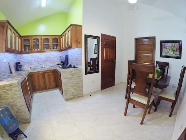 Coco Banana Resort Apartment No.1 - Las Galeras - Apartemen