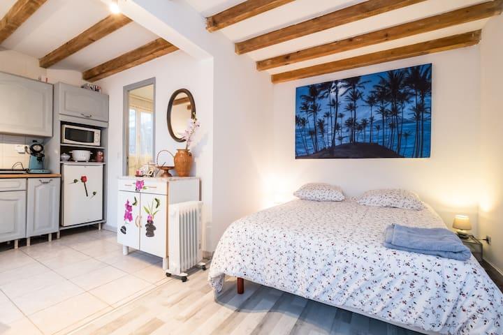 maison neuve indépendante  paris,RoissyCDG - Aulnay-sous-Bois - Hus