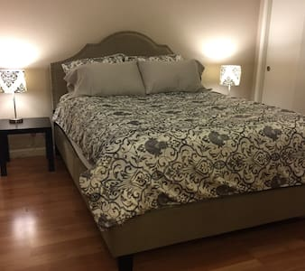 #1 Private Master Bed w/Own Bath 24 - Σακραμέντο - Σπίτι