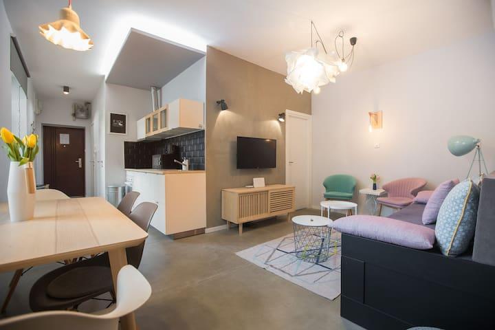Carpe diem 1 apartment in the heart of Zagreb