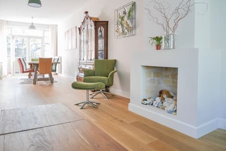 Spacious family house in Voorburg