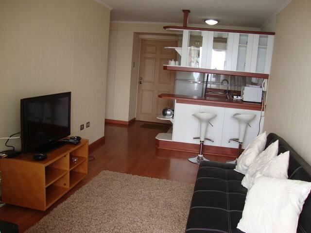 DEPTO FULL AMOBLADO FRENTE AL MAR - Iquique - Apartment