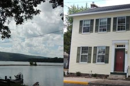 Large Room in Historic Home - Beautiful River View - Millersburg - Maison