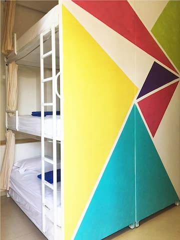 Coccoloba Hostel, Cartagena de Indias