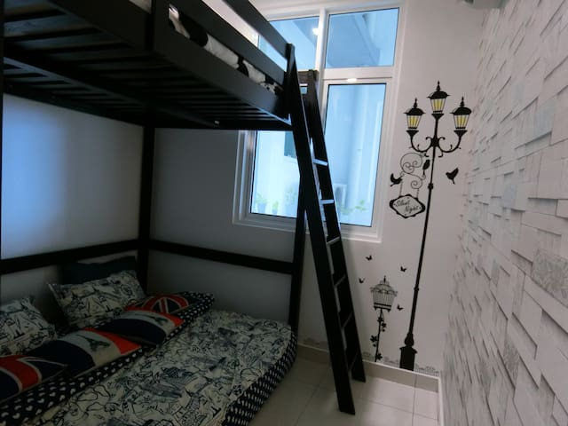Family suites 家庭式套房