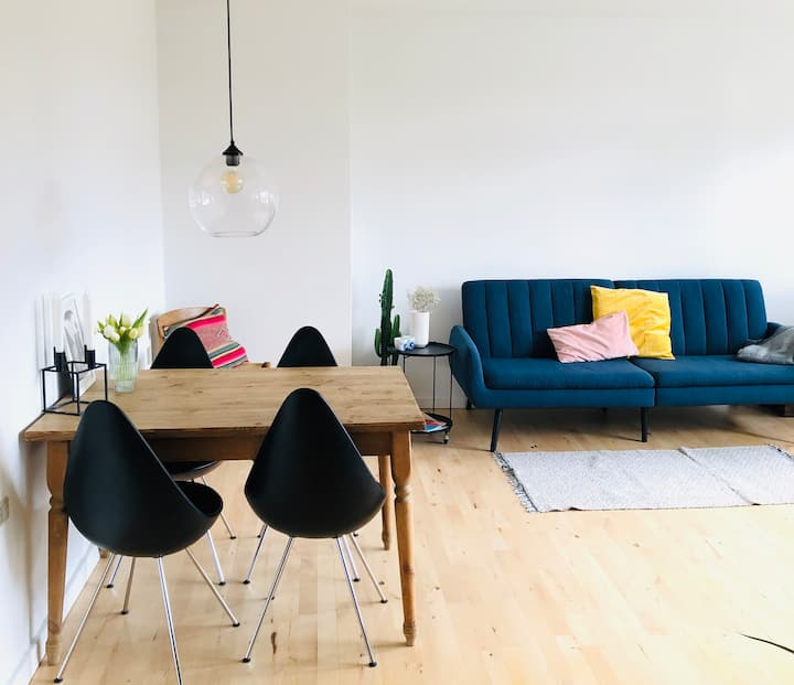 Cozy apartment at Nørrebro