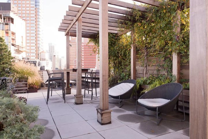 Beautiful 2 bedroom Penthouse - Brooklyn - Loft