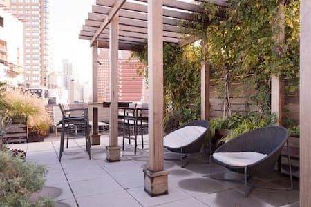 Beautiful 2 bedroom Penthouse - Brooklyn - Loft