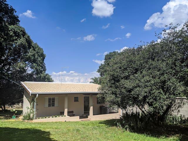 Casa Tranquila 2 em Chacara, Barão Geraldo/Unicamp