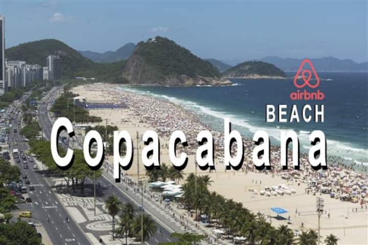 COPACABANA near beach great location