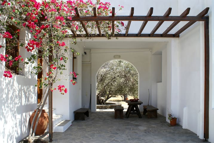 Eleonas Apartment 1 - Platys Gialos, Sifnos