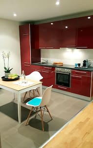 Amazing, spacious and bright apt in the center - Женева - Квартира