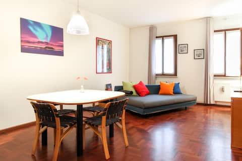 Borgo Cavalli with air conditioning