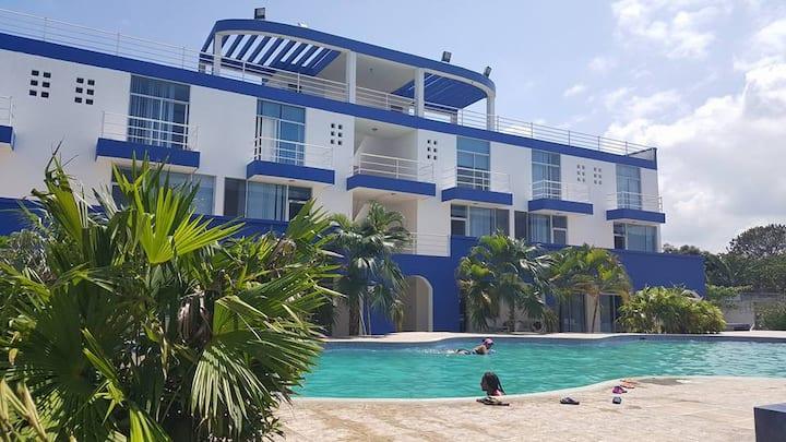Дом в Тонсупа, очень близко к морю. Эсмеральдас