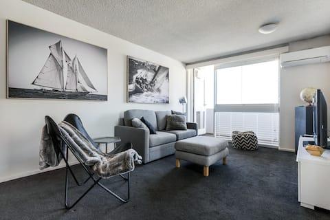 St Kilda Beachfront Apartment