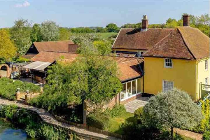 The Old Dairy Luxury self-catering annexe