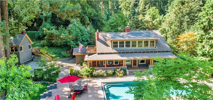 Enchanting Wine Country Property on Russian River