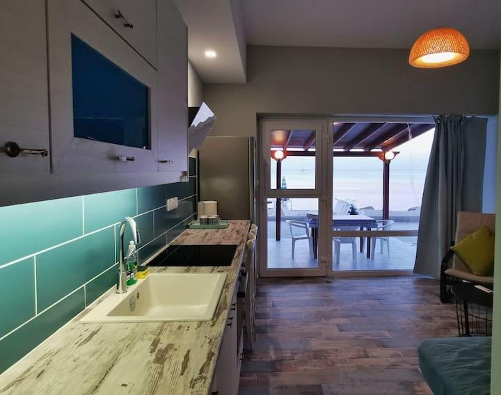 Pillbox Seafront Apartment