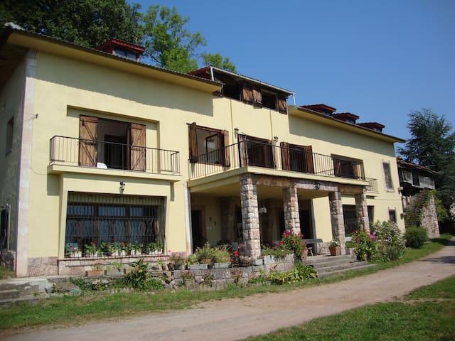 LA CASONA DE LA GARABA (ASTURIAS) - Grado - Casa