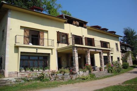 LA CASONA DE LA GARABA (ASTURIAS) - Grado - Huis