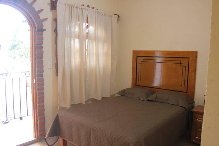 Habitacion Cedro Hotel del Carmen