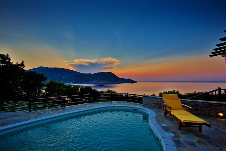 Villa Poseidon Skopelos