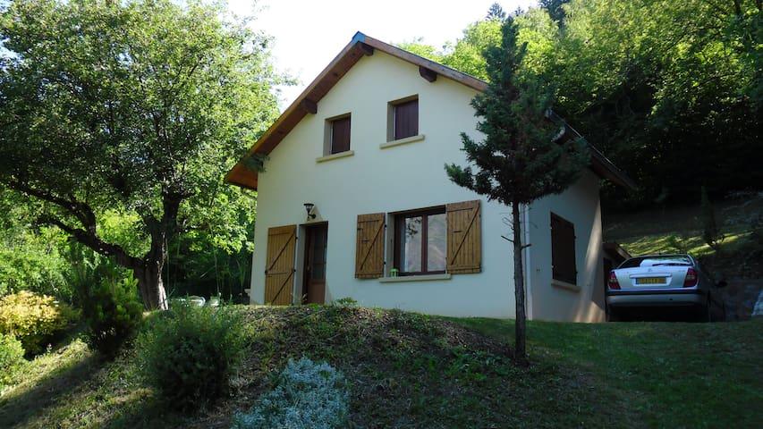 maison montée de l'alpe d'huez - La Garde - Hus