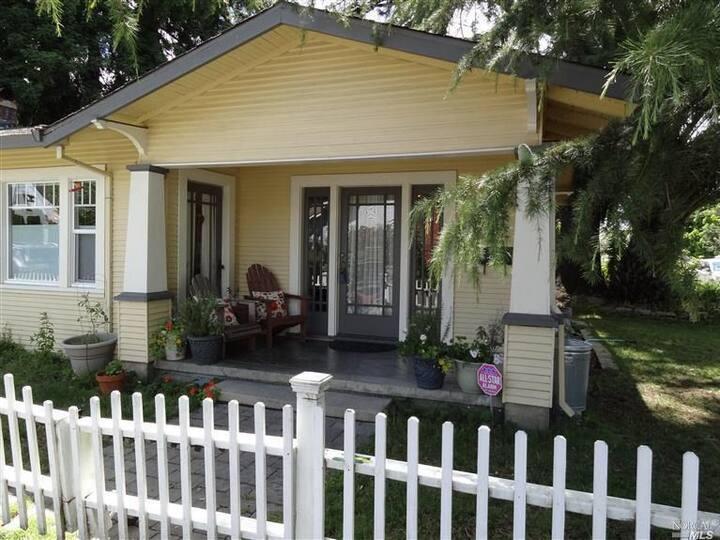 Craftsman Home-downtown Santa Rosa - Sonoma