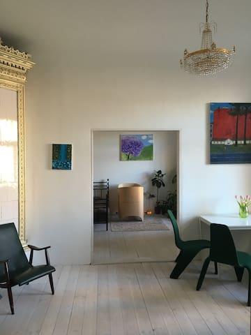 City center, brand new minimalistic apartment. - Riga - Appartement