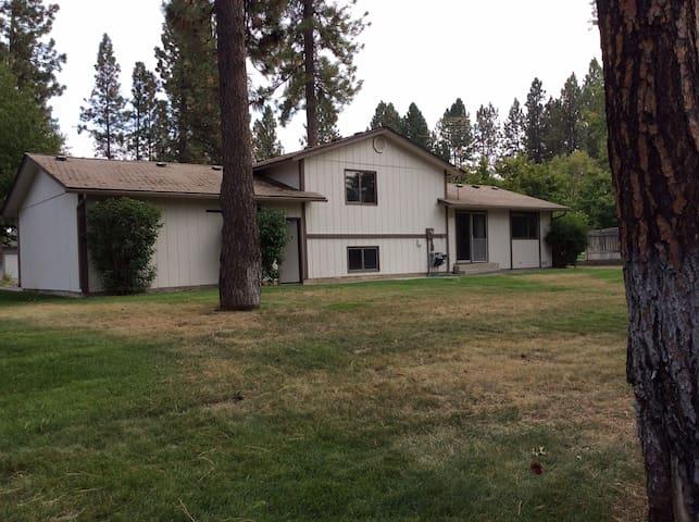 Room at Hangman Hills - Spokane - Casa