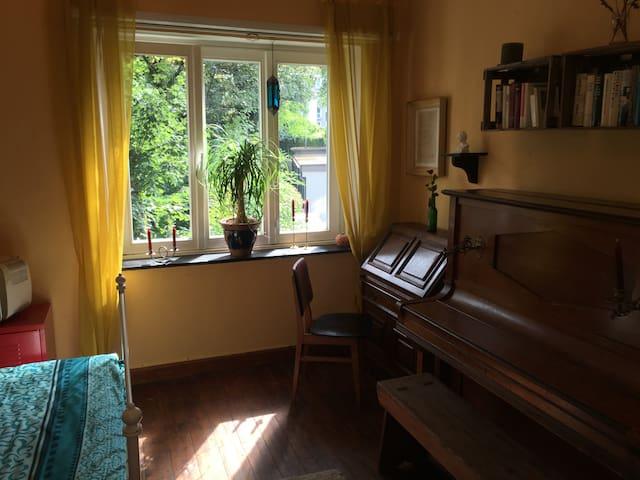 Kleine gemütliche Altbauwohnung im Herzen Aachens - Aachen