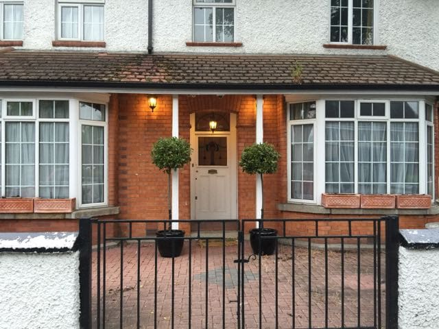 Four bed home 2.5km from the city. - Sandymount - Casa