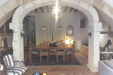 Hermosa casa de finales del siglo XVIII - Caimari