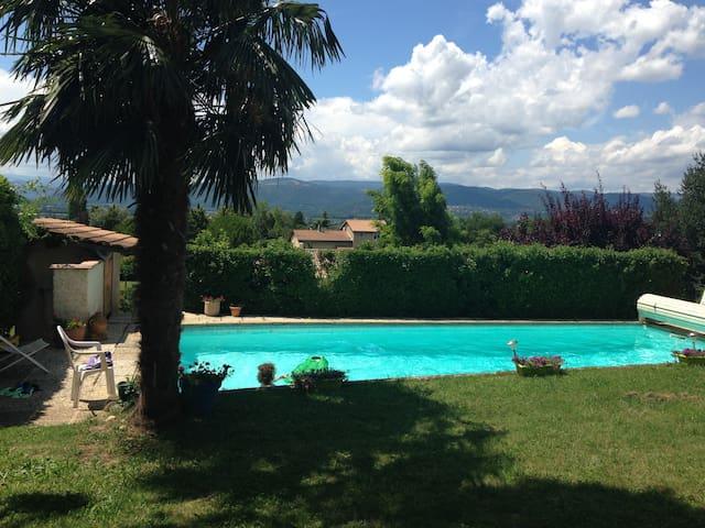 Villa in Drome Provencale - Étoile-sur-Rhône