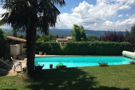 Villa in Drome Provencale - Étoile-sur-Rhône - Ev